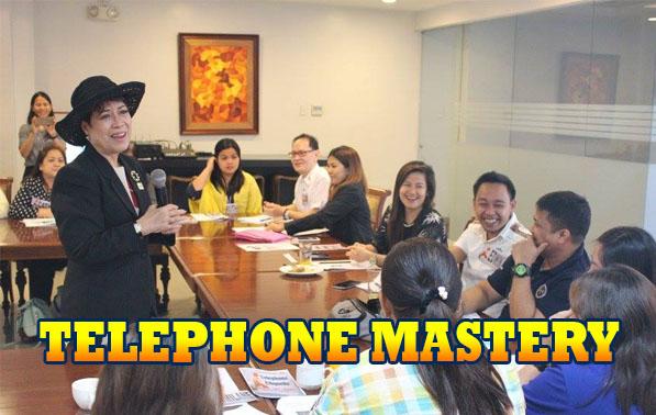 Telephone Mastery